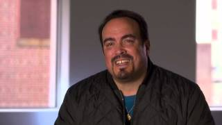 Annie: David Zayas Official Interview   ScreenSlam