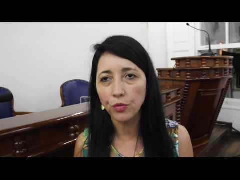 Baixar Vereadora Vanderléia fala após ser eleita Presidente da Câmara de Pádua