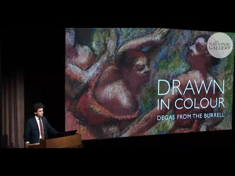 Curator's Introduction   Drawn in Colour: Degas from the Burrell   National Gallery