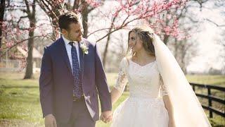 Jed + Katey Duggar // Emotional Wedding Ceremony 4K