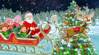 Jingle Bells | Christmas Songs Collection for Kids  | Xmas Carols | Christmas Special