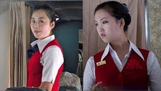 Những Bí Mật Về Nữ Tiếp Viên Triều Tiên Và Hãng Hàng Không Bét Nhất Thế Giới
