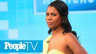 Omarosa Manigault Newman Snaps At Savannah Guthrie During Heated Interview: 'Slow Down'   PeopleTV