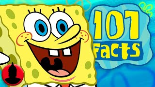 107 SpongeBob SquarePants Facts YOU Should Know | Channel Frederator