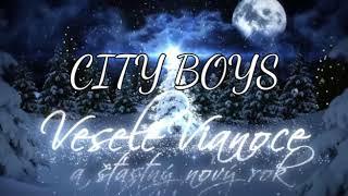 CITY BOYS TRNAVA - AVRI PEREL O JIV -( VIANOČNÉ CD. )