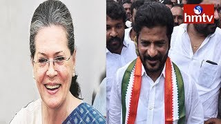 High command asks Revanth to make arrangements for Sonia m..