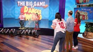 Superfans Play 'Danger Word' for Super Bowl LIV Tickets!
