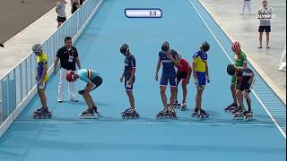 World Games 2017 - Speed Skating - Final - Men 1000M