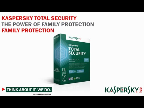 Kaspersky Total Security Features: Parental Control