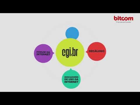 Conheça o CGI.br (Comitê Gestor da Internet)