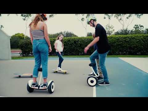 video Segway miniLITE – Smart Self Balancing