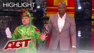 Piff The Magic Dragon Returns To SHOCK The Judges With Hilarious Magic - America's Got Talent 2019