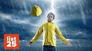 25 Bizarre Stories Of Being Struck By Lightning