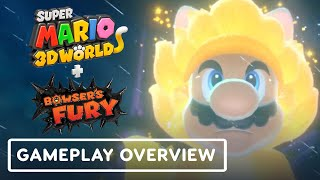 Super Mario 3D World + Bowser's Fury - Official Gameplay Overview Trailer