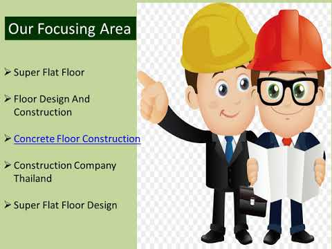Concrete Floor Design And Construction Company | Tkflafloor