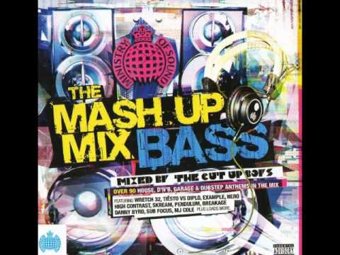 Mash up mix bass: Danny Byrd - We Can Have It All(Sigma Mix) & Roots Manuva - Witness(Acapela)