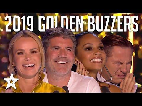 Brilliant GOLDEN BUZZER Auditions On Britain's Got Talent 2019!   Got Talent Global