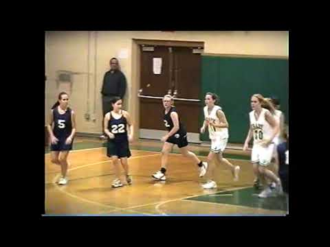 Chazy - Westport JV Girls  12-19-03