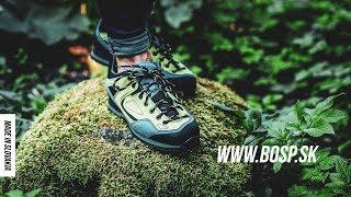 f407dd6faf9b Celoročná trekingová obuv Caledon WX vs. Caledon NBK od BOSP Videos ...