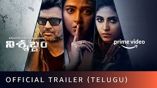Official Telugu trailer of Nishabdham starring Anushka She..