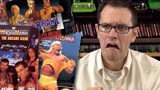 Wrestling Games - Angry Video Game Nerd (Episode 149)