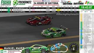 2019 iRacing 24 Hours of Daytona - Part 2: Hours 5-8