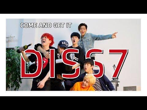 GOT7 or DISS7?