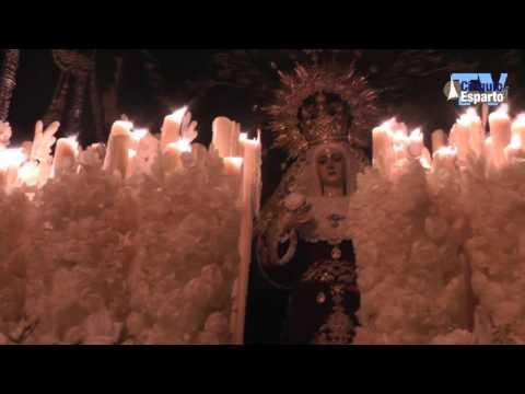 Salida Extraordinaria de la Virgen de la Esperanza de Carmona