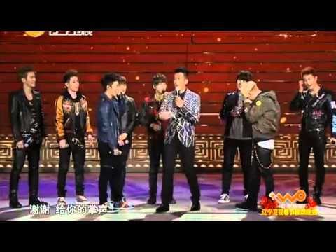 130209 Liao Ning Spring Festival - Super Junior-M Cut