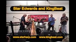Star Edwards With KingBeat - Star Edwards and KingBeat at the Denver County Fair 2012
