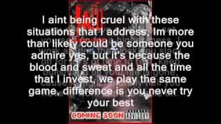 Hopsin-Nocturnal Rainbows(Lyrics)