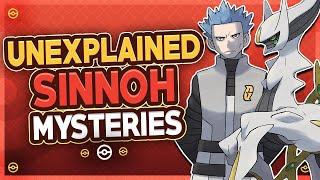 5 Unexplained Mysteries From Every Pokémon Generation - Sinnoh