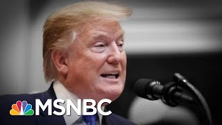 Trump Wants To Send Detained Migrants To Sanctuary Cities. Is That Legal? | The 11th Hour | MSNBC