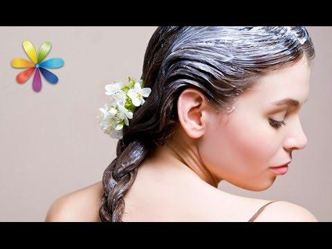 Маска против посеченных волос