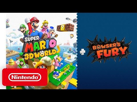 Super Mario 3D World (Nintendo Switch