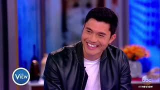 Henry Golding Discusses 'Crazy Rich Asians' Casting Controversy   The View