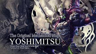Yoshimitsu Reveal Trailer preview image