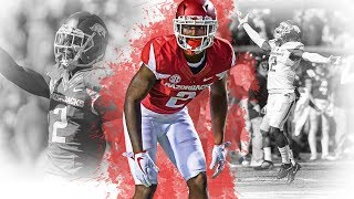 II Lockdown II Official True Freshman Highlights of Arkansas CB Kamren Curl