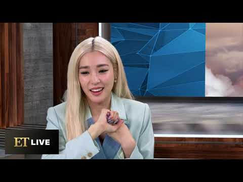 [ET LIVE] 190301 Tiffany Young on If She's Had Her Fairytale Kiss