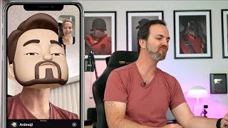 Can't Stop Laughing At Memoji — iOS 12 Beta 1 Review [4K]