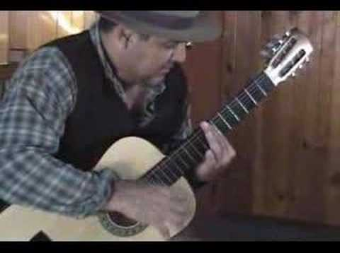 Guitarra traspuesta 2