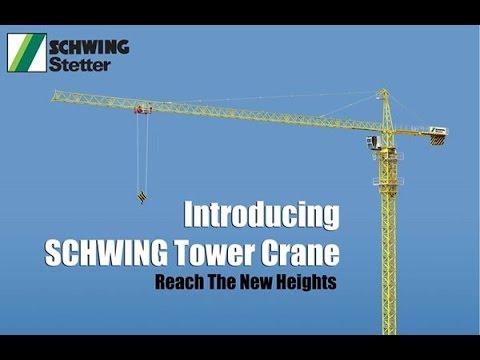 SCHWING Tower Crane