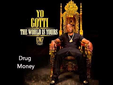 Yo Gotti - Drug Money Ft. Future (CM7 - 6)
