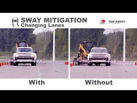THE DEXTER TOW ASSIST™ IS A REVOLUTIONARY PRODUCT FOR THE TRAILER TOWING INDUSTRY THAT WILL PROVIDE ANTI-LOCK BRAKES (ABS), SWAY MITIGATION, AND AN ODOMETER FUNCTION.  DEXTER HAS PARTNERED WITH BOSCH, A LEADER IN AUTOMOTIVE SAFETY TECHNOLOGY, TO BRING PROVEN INTELLIGENCE AND RELIABLE FUNCTIONALITY TO THE TRAILER TOWING MARKET.
