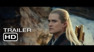 The Hobbit: The Desolation of Smaug - HD Main Trailer