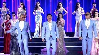 Nhóm MTV cùng 30 người đẹp ĐỐT NÓNG sân khấu Hoa Hậu Việt Nam 2018