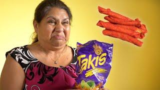 Mexican Moms Rank Mexican Snacks