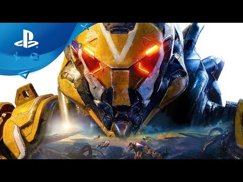 Anthem | Cinematic Trailer (E3 2018)| PS4