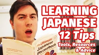 12 Tips for Learning Japanese
