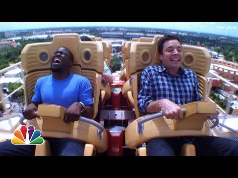 Baixar Jimmy and Kevin Hart Ride a Roller Coaster